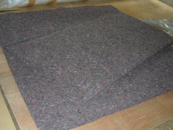 画像1: 【吸音材】フェルト 幅90cm×2m(厚さ10mm)高品質でおすすめ (1)
