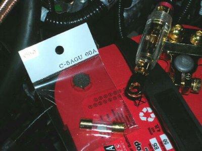 画像1: クライオ処理 AGUガラス管ヒューズ(品質保証付きでおすすめ)
