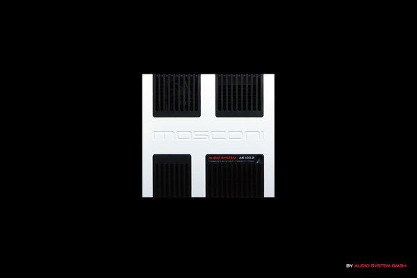 画像1:  MOSCONIアンプ AS 100.2 white (1)