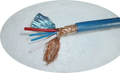 画像1: SHARK WIRE(シャークワイヤー)RCAケーブルSNF-12E/2ch完成品