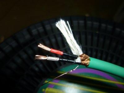 画像2: ナノテック・システムズ/RCAケーブルMusic Strada #207(1ch 2芯)高音質!店長おすすめ♪