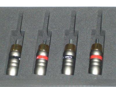 画像3: ナノテック・システムズ/RCAケーブルMusic Strada #207+ロジウムメッキプラグ(2ch完成品)N207SR 高音質!店長おすすめ♪