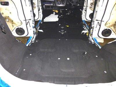画像3: 遮音/吸音マットCSDB-5M(5mm)フロア.デッドニング/ロードノイズ対策用 店長一押し!
