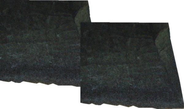 画像1: カーボンウール(炭素材)天井の遮熱/吸音対策に効果絶大!・ 2枚組み (1)