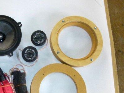 画像3: 鬼目ナット&ステンレスボルトセット!スピーカーバッフルボードの固定などに・♪