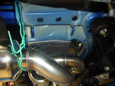 画像1: 【トヨタ86&スバルBRZ 】マフラー遮熱板&トランク床ロードノイズ低減対策キットABRZ86M1 (デッドニング/遮音)