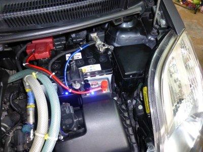 画像2: 20.0ファラッドEDLCキャパシタ/ 車両電装チューン用CS-HYPER20FE