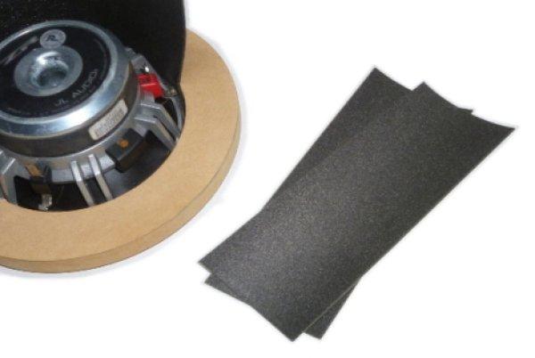 画像1: スピーカー後部の雨つゆ防止材 SRBシート2枚セット (1)