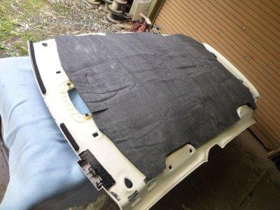 画像3: カーボンウール(炭素材)天井の遮熱/吸音対策に効果絶大!・ 2枚組み