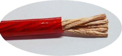 画像1: CS.ARROWSパワーケーブル2AWG(CS02110)赤/黒