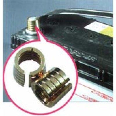 画像1: バッテリーターミナルB端子アダプターTAD-2/B(JIS)ポスト⇒D(DIN)サイズへ変換