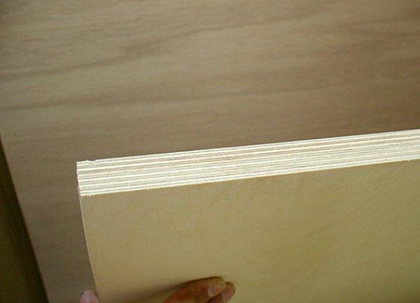 画像1: ロシアバーチ積層合板(白樺耐水合板)2枚セット295mm×300mm(9/12/15/mm厚) (1)
