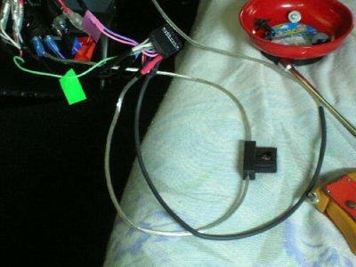 画像1: オーディオテクニカOFC16ゲージパワーケーブルTPC16 赤/青/黒/シルバー