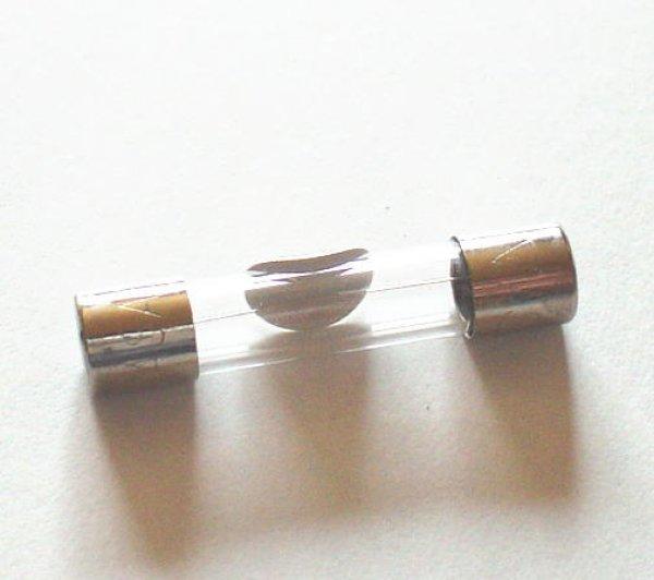 画像1: クライオ処理 30mmガラス管ヒューズ(品質保証付きでおすすめ) (1)