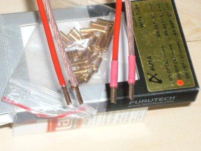 画像2: FURUTECH ワイヤーチューブFP-GS(20G〜2G)